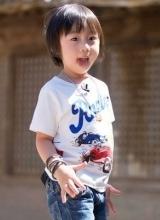 林志颖携Kimi现身爸爸2 两季Kimi大对比