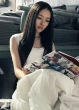 妹花郭碧婷在小时代里南湘的唯美剧照