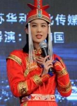 我在锡林郭勒等你开机仪式 黄圣依大谈杨子