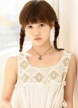 杨子姗甜美写真