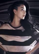 范冰冰黑白潮装最新写真 诠释女性原创精神