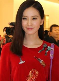 刘诗诗红裙亮相活动 明媚动人靓丽耀眼