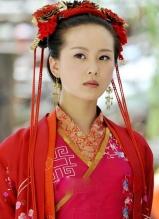 刘诗诗古装演绎更是时尚魅力无穷