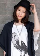 刘诗诗黑白造型唯美写真 青春亮丽