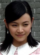 陈妍希《镜海风云》的幕后剧照