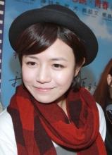 陈妍希香港谢票活动现场照片