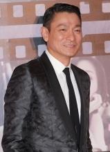第32届香港电影金像奖 刘德华亮相红毯