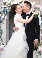 徐若瑄浪漫巴厘岛婚礼 老公深情献歌直到遇到你