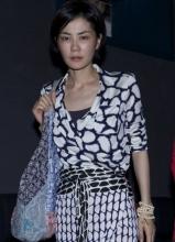 王菲短裙携手李亚鹏捧场支持《老人院》
