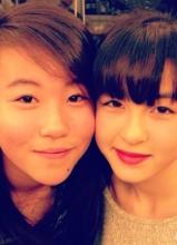 王菲女儿窦靖童16岁生日晒素颜近照