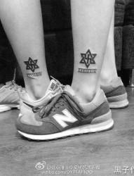 纹身作品欣赏