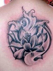 花卉精美独特纹身图案