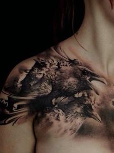 个性纹身图片