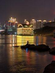 看见重庆.江畔