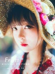 Fruits果物少女画册