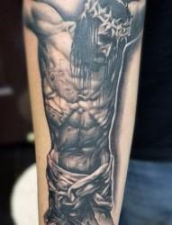 纹身师elvin yong手臂另类纹身