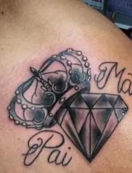 钻石tattoo风