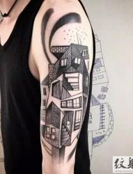 Peter Aurisch 的个性创意纹身作品