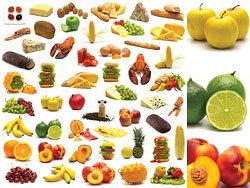 水果与蔬菜高清图片