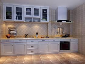 地中海地中海风格厨房装修效果展示