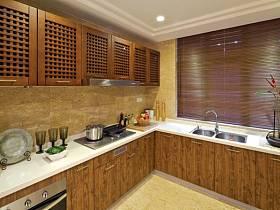 混搭混搭风格厨房设计图