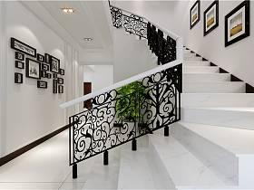 简约简约风格楼梯设计案例展示