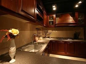 美式厨房装修案例