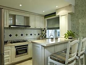 法式厨房设计案例