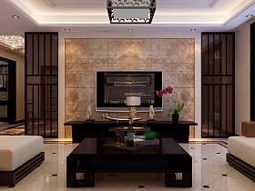 现代简约现代简约简约风格现代简约风格客厅吊顶电视背景墙电视墙设计案例
