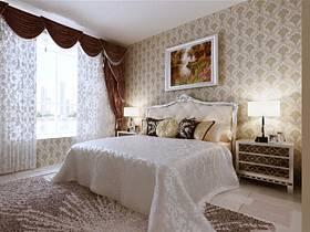 田园田园风格卧室设计案例展示