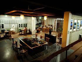 东南亚东南亚风格餐厅图片