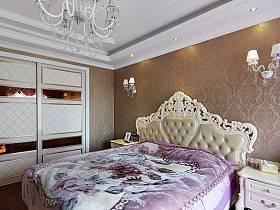 欧式卧室衣柜设计方案