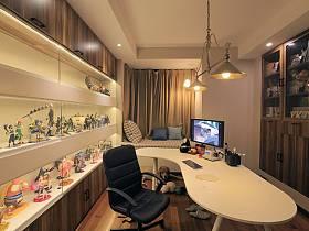 现代简约卧室收纳设计案例展示