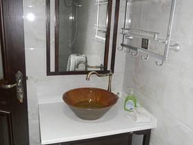 中式卫生间设计方案