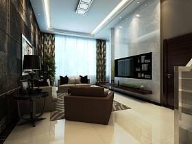 现代客厅沙发茶几设计案例展示