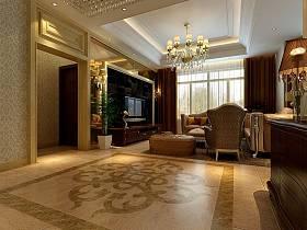 新古典古典新古典风格古典风格客厅案例展示