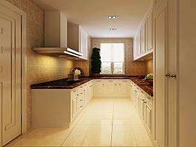 欧式欧式风格厨房装修效果展示