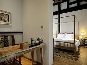中式简约卧室案例展示