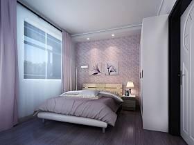 现代卧室衣柜设计案例