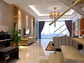 现代现代风格休闲区设计案例