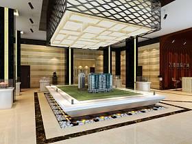 现代大厅案例展示