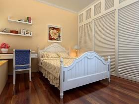 田园乡村风格卧室设计案例