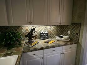 美式美式风格厨房案例展示