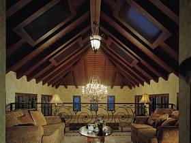 美式美式风格别墅装修图