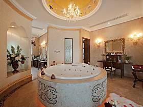 欧式浴室设计图