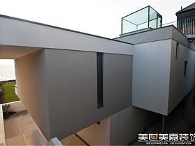 现代外景别墅设计图