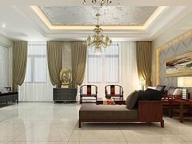 客厅别墅设计图