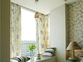 现代窗帘设计案例展示