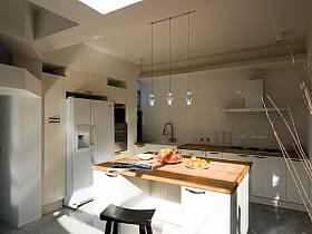 现代厨房案例展示