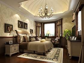 欧式古典欧式古典风格古典风格卧室吊顶案例展示